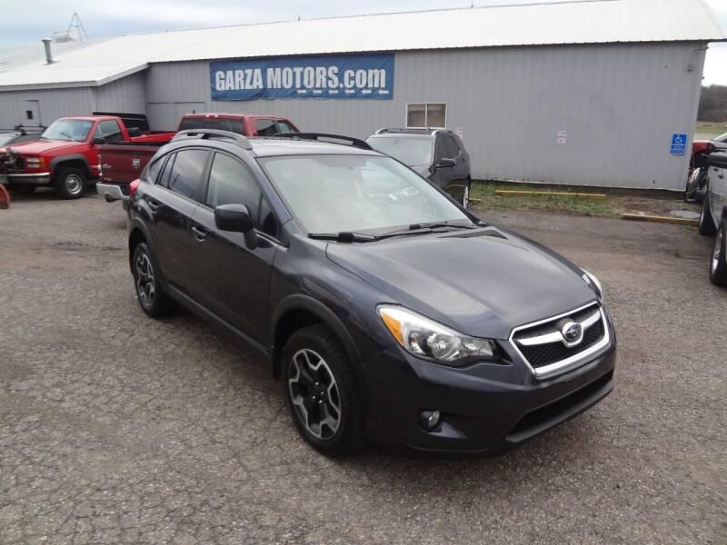 2013 Subaru XV Crosstrek for sale at Garza Motors in Shakopee MN