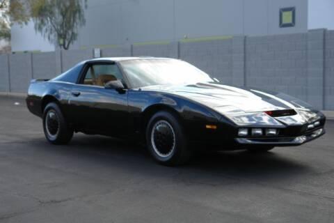 1983 Pontiac Firebird for sale at Arizona Classic Car Sales in Phoenix AZ
