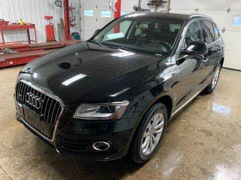 2015 Audi Q5 for sale at D-Cars LLC in Zeeland MI