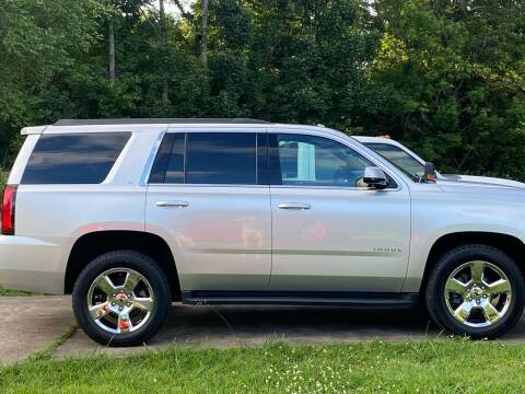 2019 Chevrolet Tahoe for sale at RAYBURN MOTORS in Murray KY