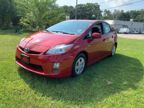 2011 Toyota Prius for sale at Triangle Auto Sales in Elgin IL