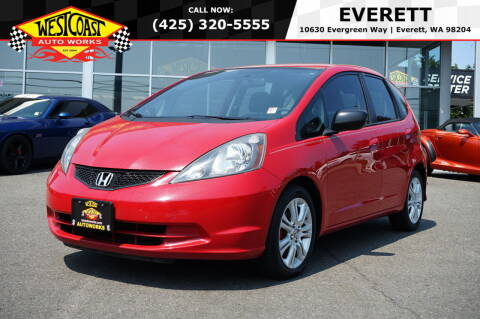 2010 Honda Fit for sale at West Coast Auto Works in Edmonds WA