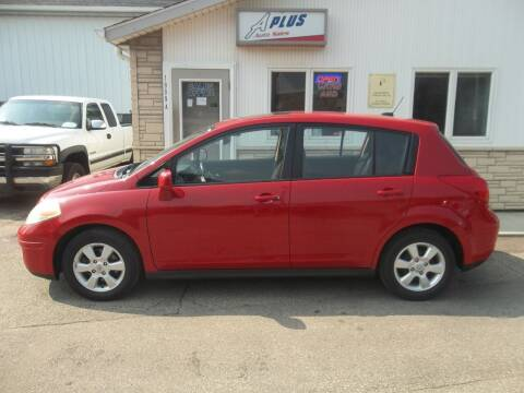 2007 Nissan Versa for sale at A Plus Auto Sales in Sioux Falls SD