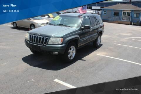 2003 Jeep Grand Cherokee for sale at Auto Plan in La Porte TX