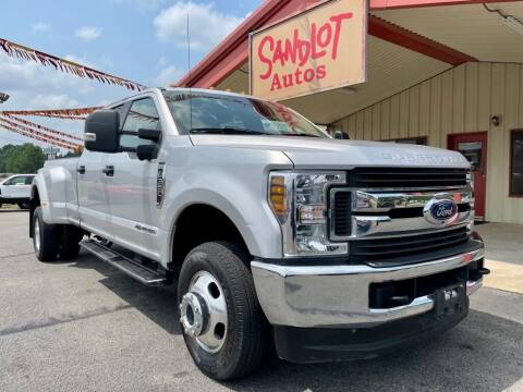 2019 Ford F-350 Super Duty for sale at Sandlot Autos in Tyler TX
