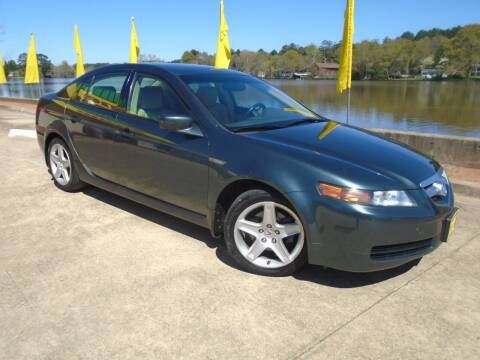 2004 Acura TL for sale at Lake Carroll Auto Sales in Carrollton GA