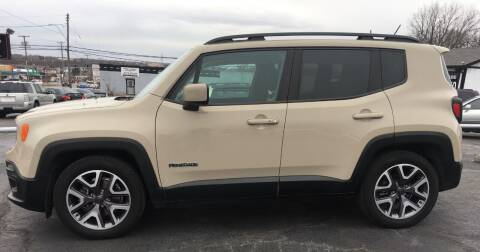 2015 Jeep Renegade for sale at G L TUCKER AUTO SALES in Joplin MO