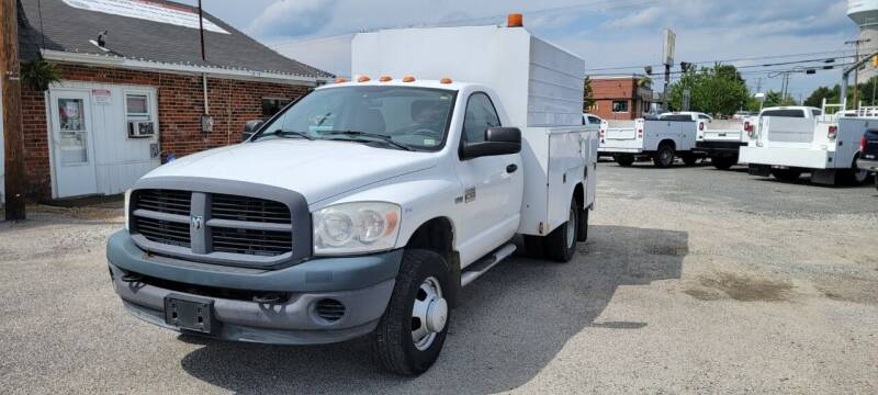 2008 Dodge Ram Chassis 3500 for sale at Wally's Wholesale in Manakin Sabot VA