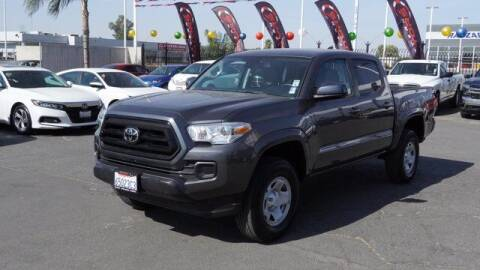 2021 Toyota Tacoma for sale at Choice Motors in Merced CA