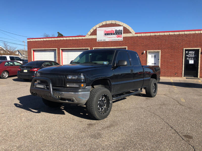 2004 Chevrolet Silverado 1500 for sale at Family Auto Finance OKC LLC in Oklahoma City OK