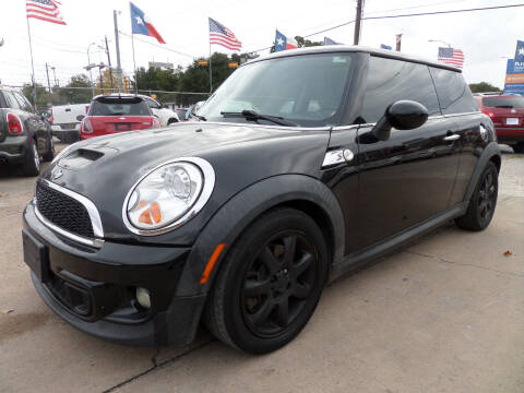 2011 MINI Cooper for sale at West End Motors Inc in Houston TX