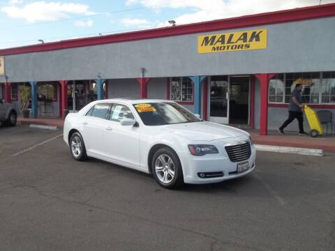 2012 Chrysler 300 for sale at Atayas Motors INC #1 in Sacramento CA