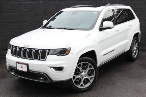 2018 Jeep Grand Cherokee for sale at Kings Point Auto in Great Neck NY