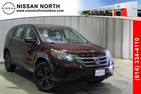 2013 Honda CR-V for sale at Auto Center of Columbus in Columbus OH