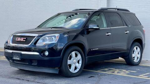 2008 GMC Acadia for sale at Carland Auto Sales INC. in Portsmouth VA