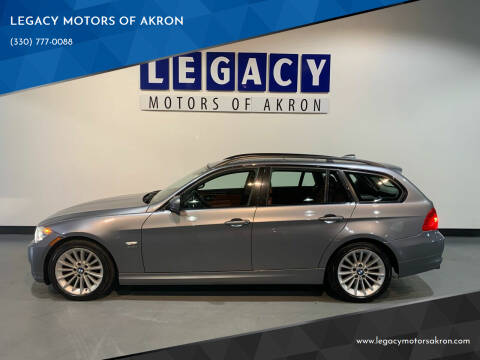 2009 BMW 3 Series for sale at LEGACY MOTORS OF AKRON in Akron OH