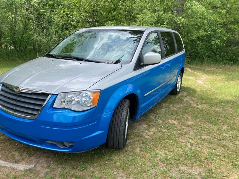 2008 Dodge Grand Caravan for sale at Expressway Auto Auction in Howard City MI