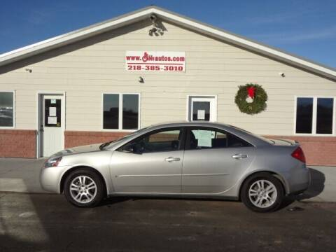 2006 Pontiac G6 for sale at GIBB'S 10 SALES LLC in New York Mills MN
