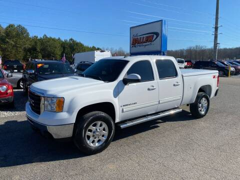 2008 GMC Sierra 2500HD for sale at Billy Ballew Motorsports in Dawsonville GA
