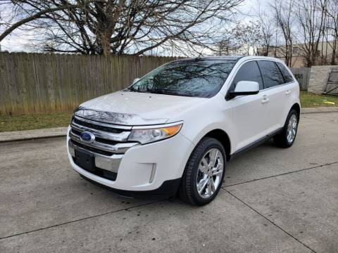 2011 Ford Edge for sale at Harold Cummings Auto Sales in Henderson KY