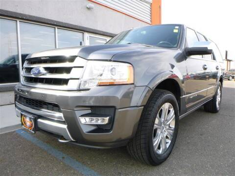 2015 Ford Expedition for sale at Torgerson Auto Center in Bismarck ND