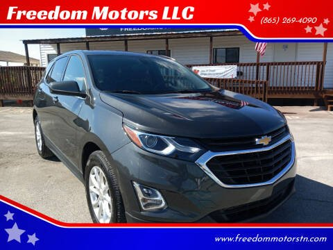 2019 Chevrolet Equinox for sale at Freedom Motors LLC in Knoxville TN