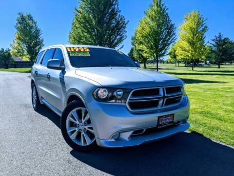 2011 Dodge Durango for sale at Bargain Auto Sales LLC in Garden City ID