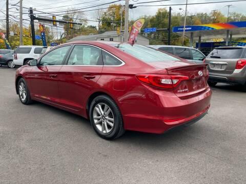 2016 Hyundai Sonata for sale at Ultra 1 Motors in Pittsburgh PA