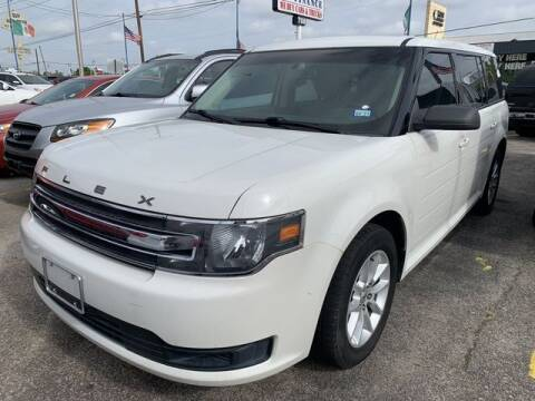 2014 Ford Flex for sale at The Kar Store in Arlington TX