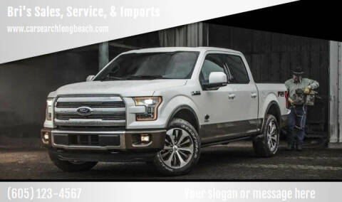 2017 Ford F-150 for sale at Bri's Sales, Service, & Imports in Long Beach CA