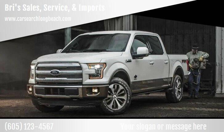 2017 Ford F-150 for sale at Bri's Sales, Service, & Imports - Illinois Lot in Chicago IL