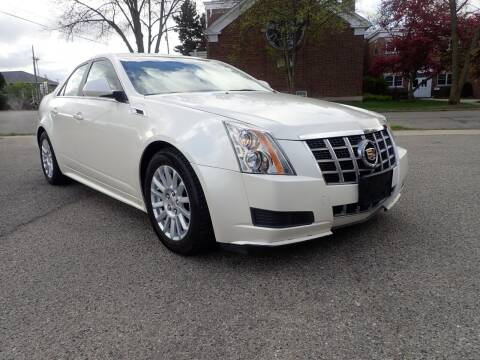 2012 Cadillac CTS for sale at Marvel Automotive Inc. in Big Rapids MI