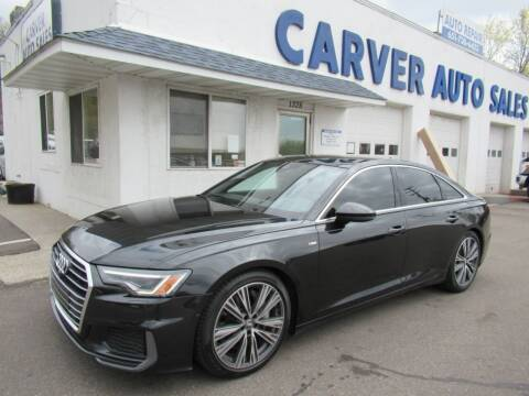 2019 Audi A6 for sale at Carver Auto Sales in Saint Paul MN