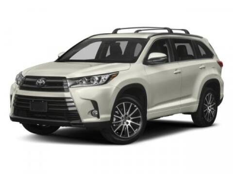 2018 Toyota Highlander for sale at Van Griffith Kia Granbury in Granbury TX