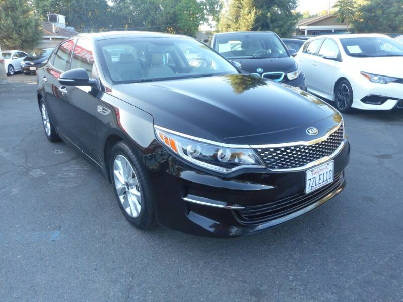 2016 Kia Optima EX 4dr Sedan - Roseville CA