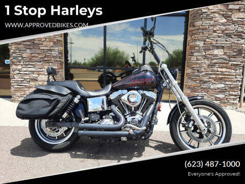 2015 Harley-Davidson Dyna Low Rider FXDL for sale at 1 Stop Harleys in Peoria AZ