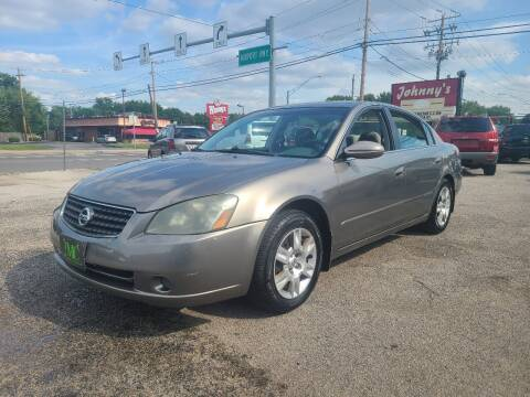 2005 Nissan Altima for sale at Johnny's Motor Cars in Toledo OH