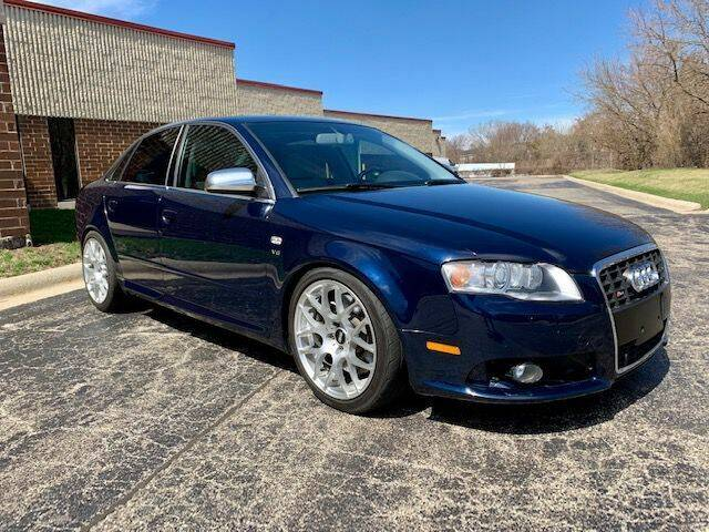 2006 Audi S4 for sale at EMH Motors in Rolling Meadows IL