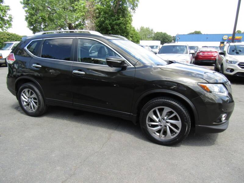 2014 Nissan Rogue for sale at 2010 Auto Sales in Troy NY