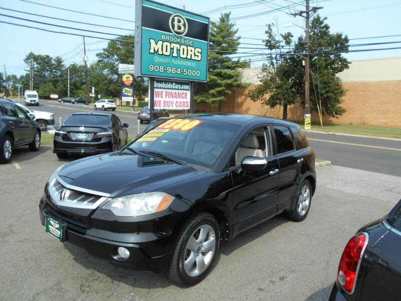 2007 Acura RDX for sale at Brookside Motors in Union NJ