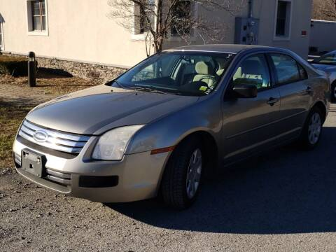 2008 Ford Fusion for sale at Wallet Wise Wheels in Montgomery NY