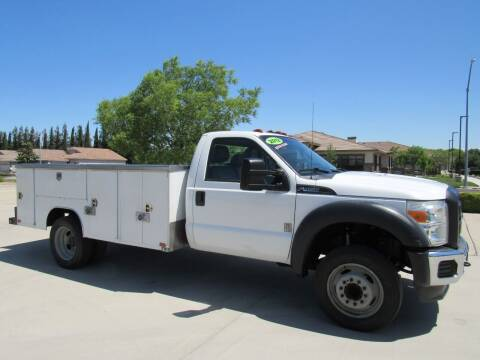 2012 Ford F-450 Super Duty for sale at 2Win Auto Sales Inc in Oakdale CA