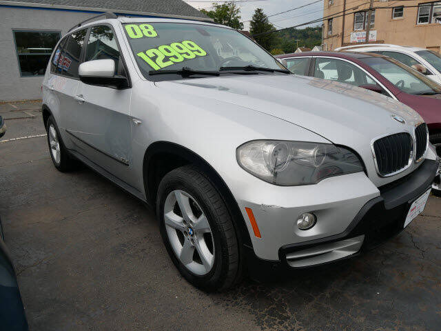 2008 BMW X5 for sale at M & R Auto Sales INC. in North Plainfield NJ