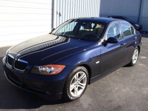 2008 BMW 3 Series for sale at Driving Xcellence in Jeffersonville IN