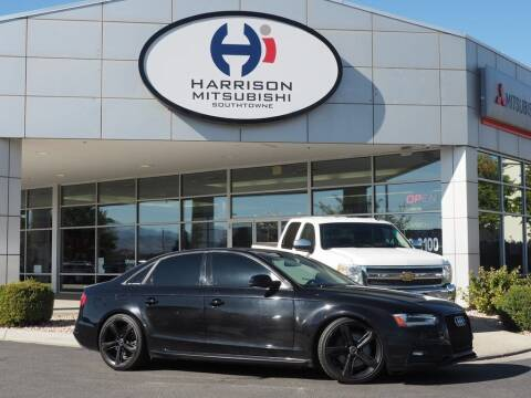 2016 Audi A4 for sale at Harrison Imports in Sandy UT