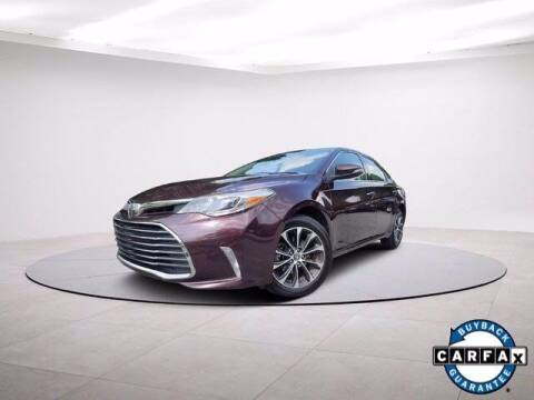 2017 Toyota Avalon for sale at Carma Auto Group in Duluth GA