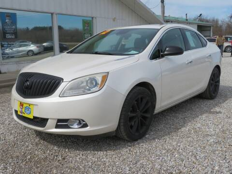 2012 Buick Verano for sale at Low Cost Cars in Circleville OH