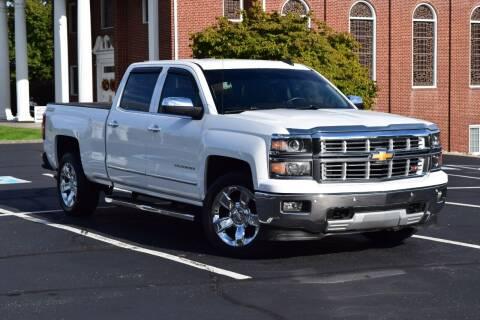 2015 Chevrolet Silverado 1500 for sale at U S AUTO NETWORK in Knoxville TN