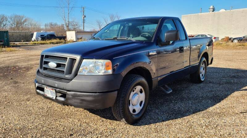 2008 Ford F-150 for sale at JT AUTO in Parma OH