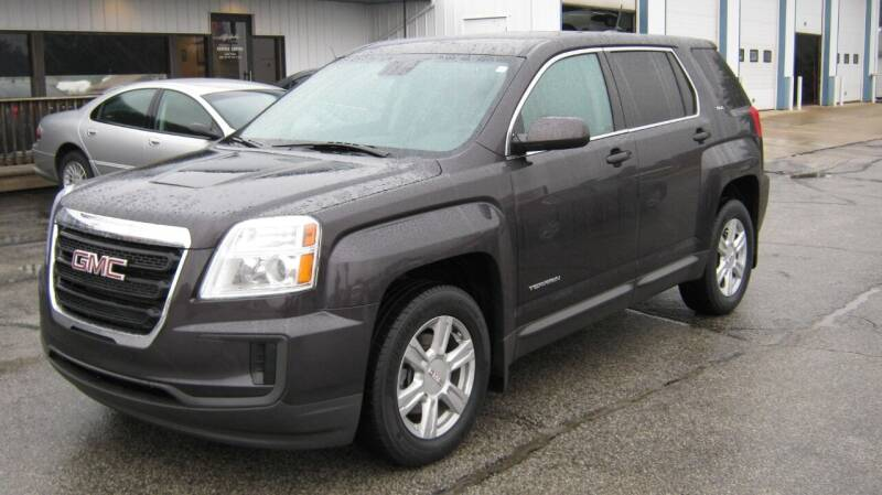 2016 GMC Terrain for sale at Affordable Automotive Center in Frankfort IN